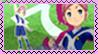Sakura Stamp by MisuzumiyaIchirouta