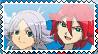 Kiyama-fubuki stamp