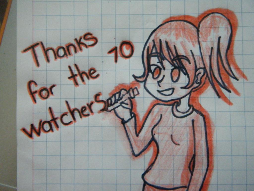 Thanks by MisuzumiyaIchirouta