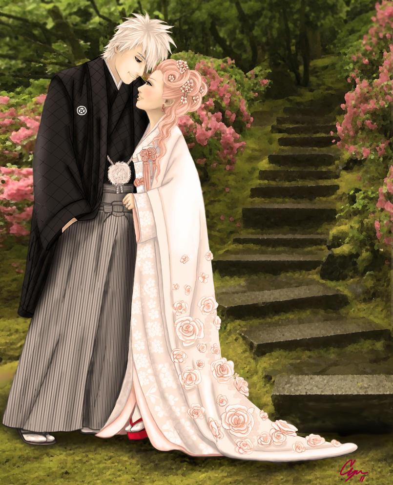 kakasaku___just_married_by_cynchick-d3hv
