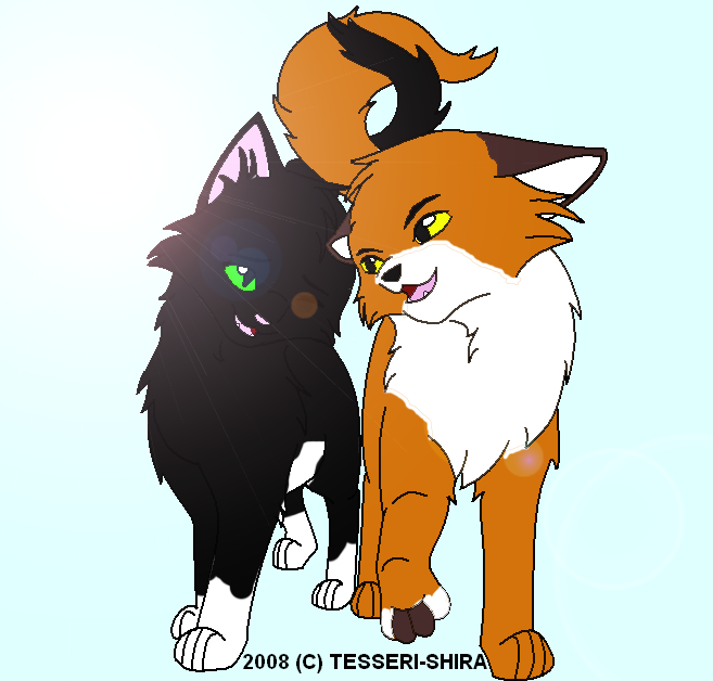 Warrior Cats Mating Skypaw