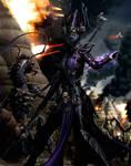 Warlady Met'sol: The Treacherous One - Rakata