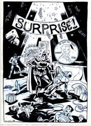 The Batman's Birthday