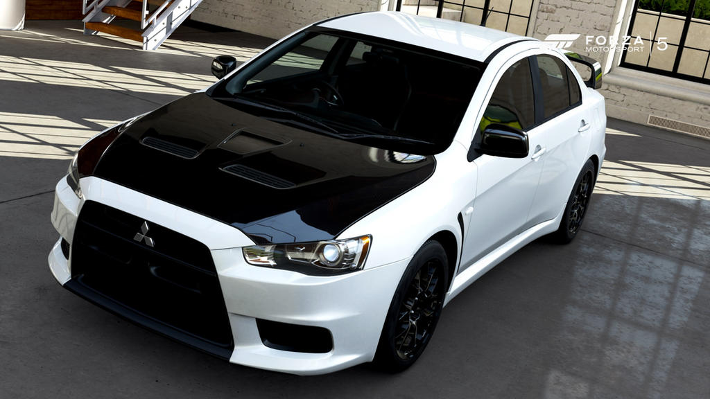 2008 Mitsubishi Lancer Evolution X Gsr By Cavallovapore On