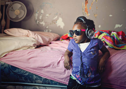 Chilling with Music