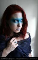 Blue Again I by fetishfaerie-stock