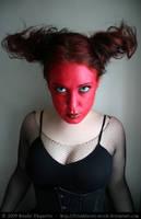 Red Devil VII by fetishfaerie-stock