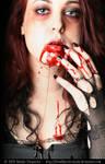 Bloody Zombie II by fetishfaerie-stock