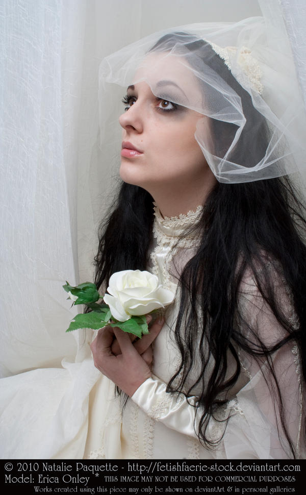 Erica - Bride III by fetishfaerie-stock