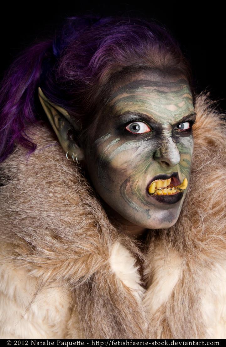 Troll IV by fetishfaerie-stock