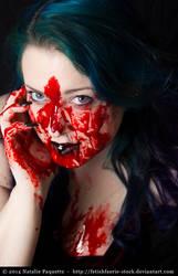 Slaughter in Technicolor I by fetishfaerie-stock