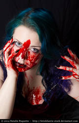 Slaughter in Technicolor II by fetishfaerie-stock