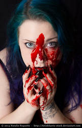Slaughter in Technicolor III by fetishfaerie-stock