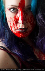 Slaughter in Technicolor IV by fetishfaerie-stock