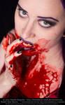 Sara Harris - Vampire II by fetishfaerie-stock