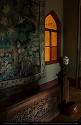 Olana - Hallway by fetishfaerie-stock