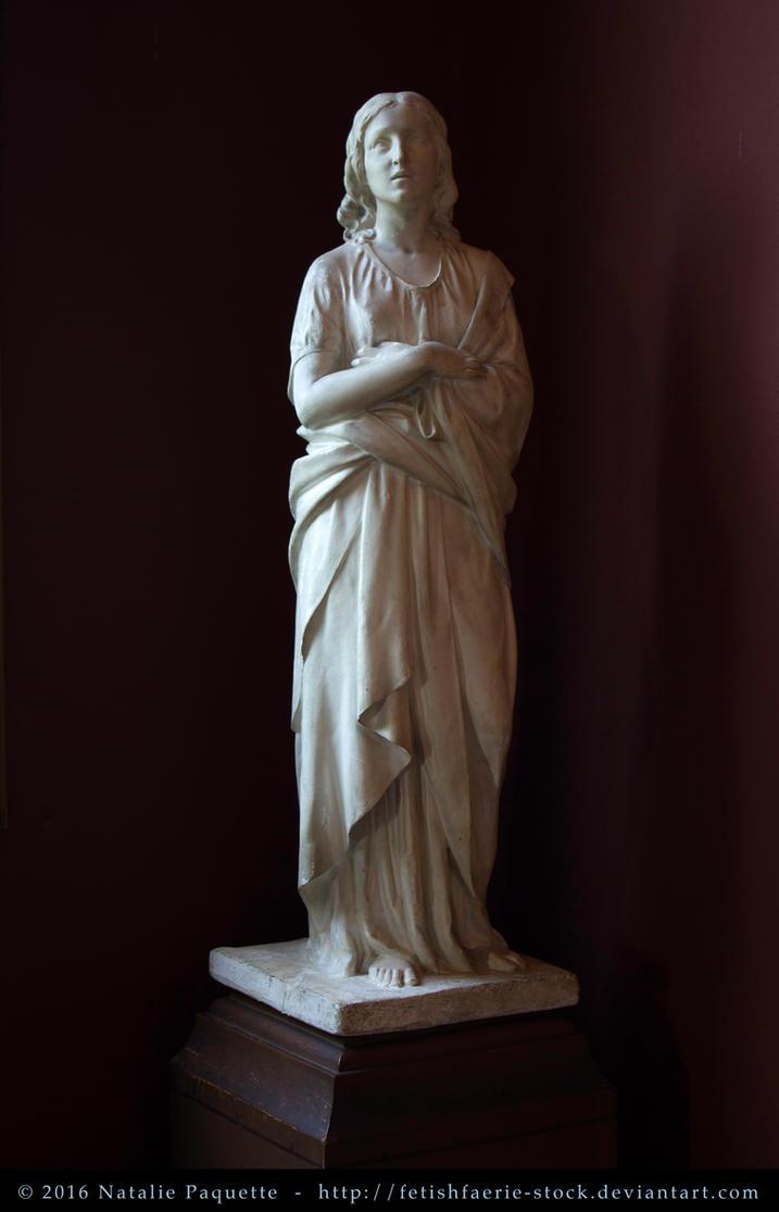 Olana - Statue by fetishfaerie-stock