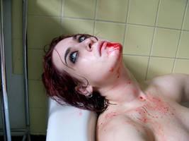 Blood Shower IV by fetishfaerie-stock