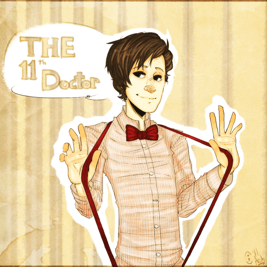 Doctor Who: The 11th Doctor by Le-Juge