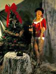 Christmas Bailbond Elf by Battledress