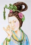 Edible Portrait by Battledress