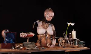 Steampunk Borg by Battledress