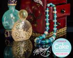 Vintage Jewelry made with Isomalt Sugar