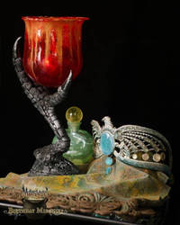 Birthday Mischief - Ravenclaw Goblet