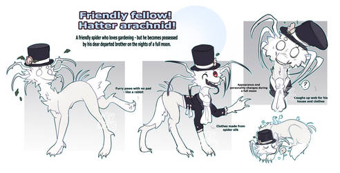 Friendly hatter fellow (Closed/OTA)