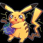 Fat Pikachu pagedoll (F2U)