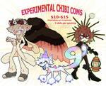 3 slots Chibi Coms (Closed)