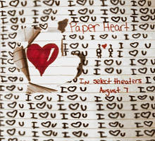 Paper heart entry by jennyiscool983