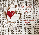 Paper heart entry