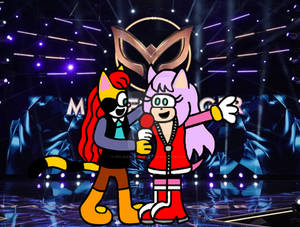 Masked Singer Revealed #04 - Reina Rose