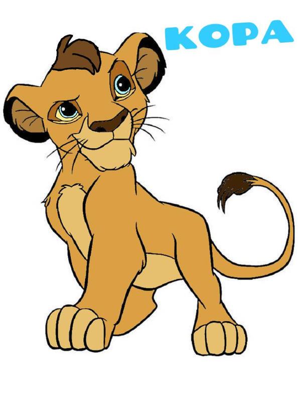 The Lion King Kopa By Lionkingfan2008 On Deviantart