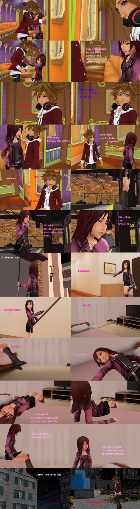 [MMD COMIC] The day we've met [ Part 20] by MischiiOtaku