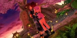 [KH Sokai] Dancing in the midst of fireflies