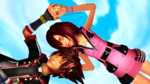 [KH3] Together - Sora x Kairi