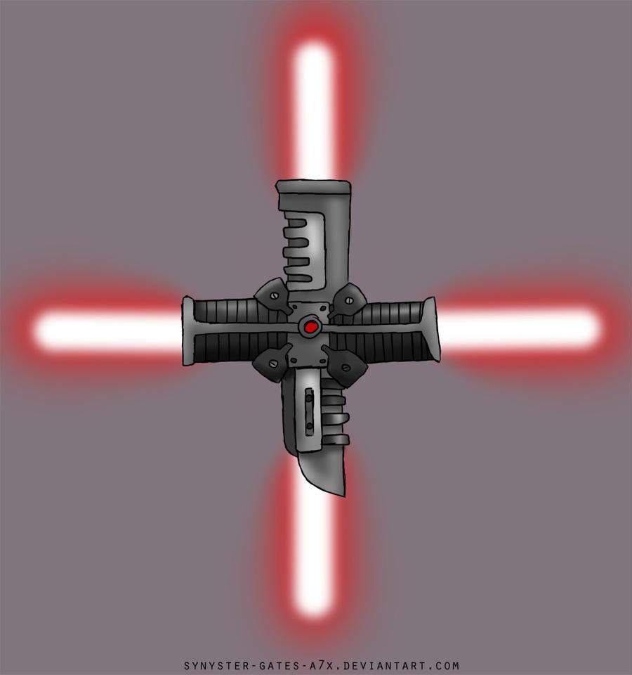 lightsaber shuriken Gallery