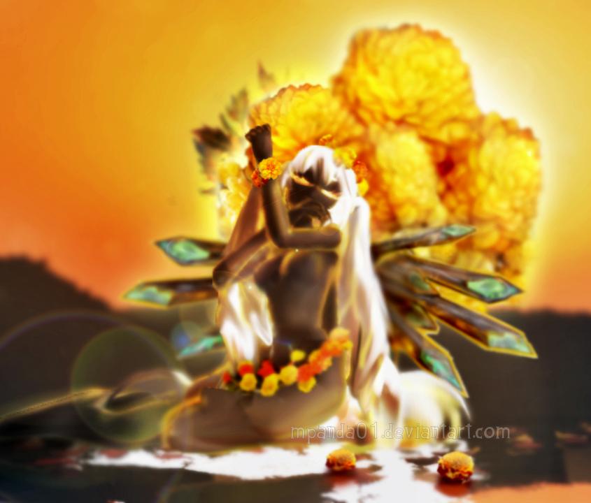 Marigold by MPanda01