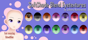 .:DL:. SoftShade Blend Eyetextures by MPanda01