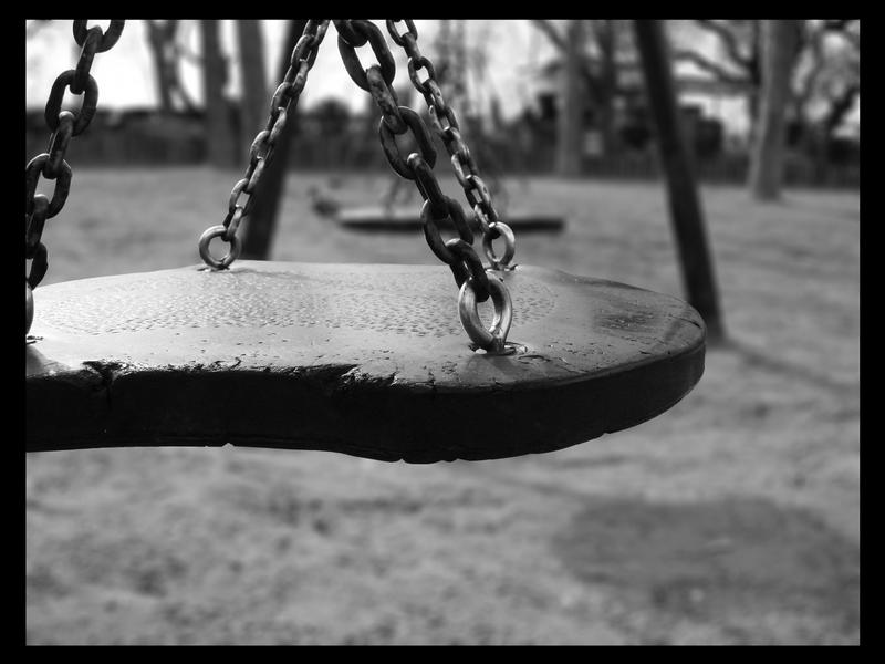 lonely swing by STLUKA