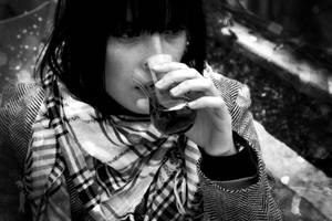would you like some tea? by STLUKA