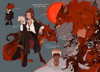 Werewolf? Werewolf!