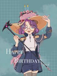 Happy Birthday!! OCT.8