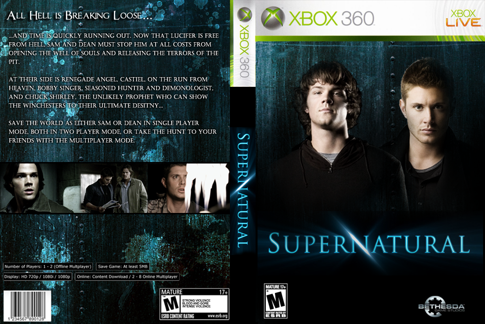 game supernatural