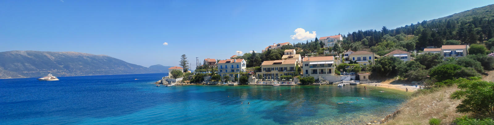 Fiskardo,Kefalonia,Greece by GiannisParaschou on DeviantArt