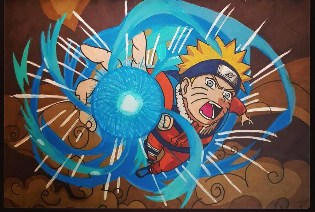 Naruto  by kaushikc32