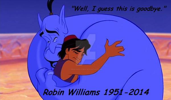 Goodbye Genie by PrincessAlaska