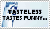 Tasteless Stamp by xSweetSlayerx